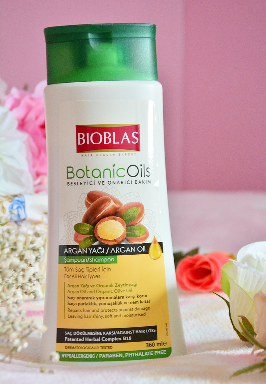 Bioblas Dökülme Karşıtı Şampuan