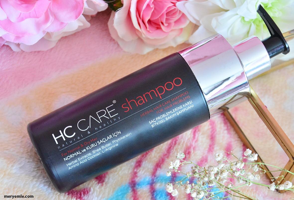 HC Care Normal ve Kuru Saçlar İçin Şampuan Yorumlar