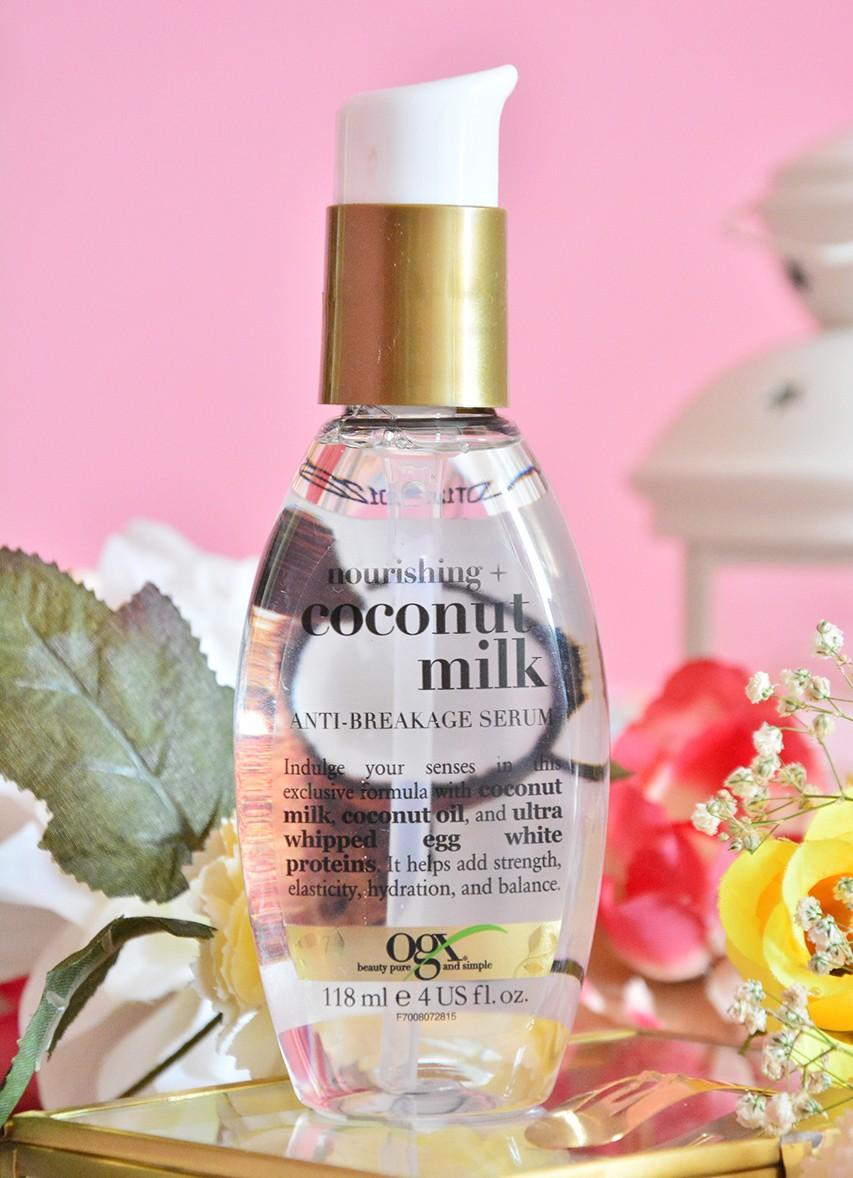 Organix Coconut Milk Kırılma Karşıtı Serum Nerede Satılır?