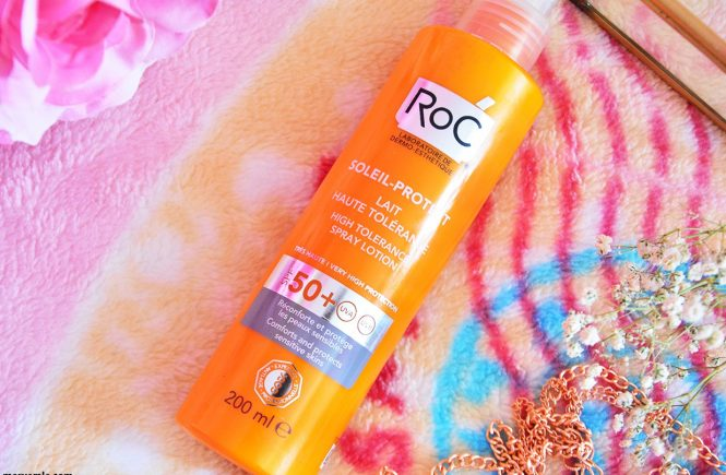Roc Soleil Protect Güneş Korumalı Vücut Spreyi SPF 50 Yorumlar