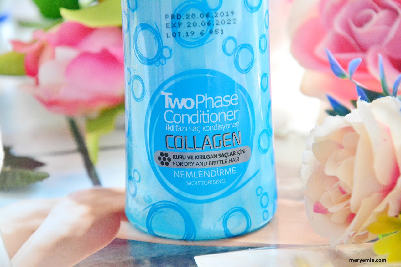 Morfose İki Fazlı Saç Kondiyoneri Mavi Nasıl Kullanılır?