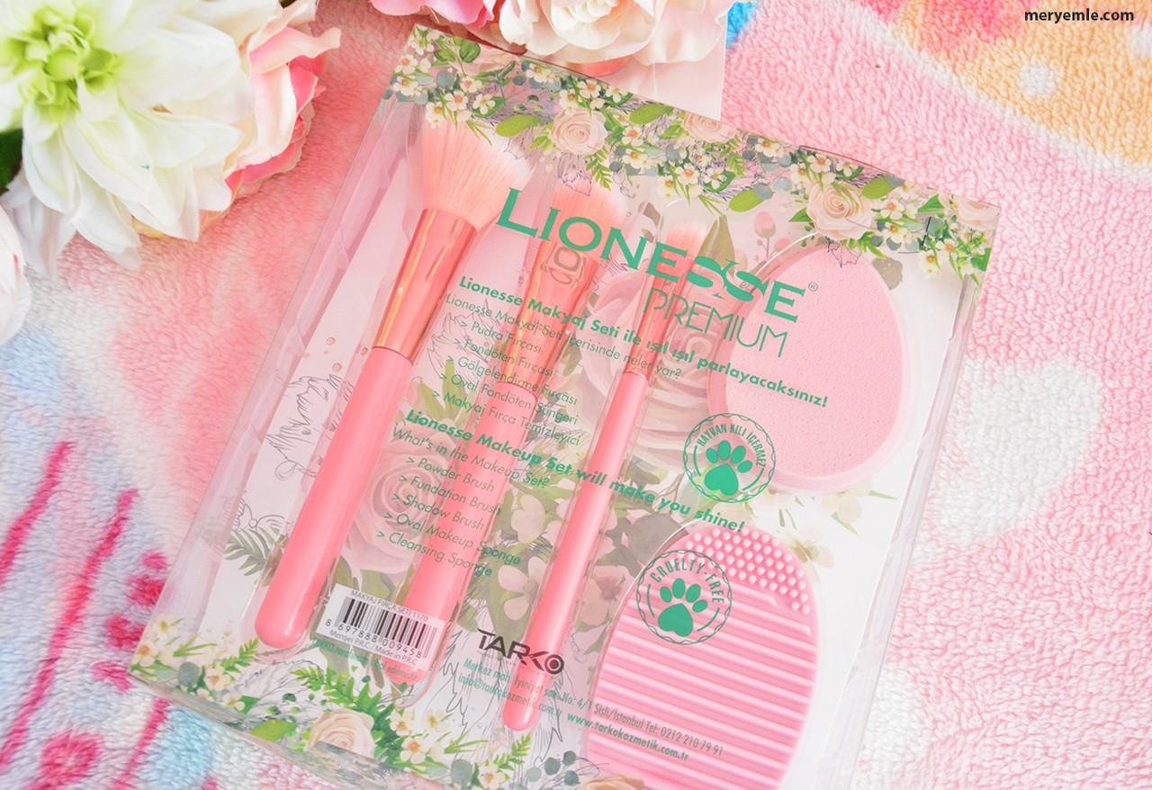 Lionesse Premium Bim Fırça Seti Kullananlar