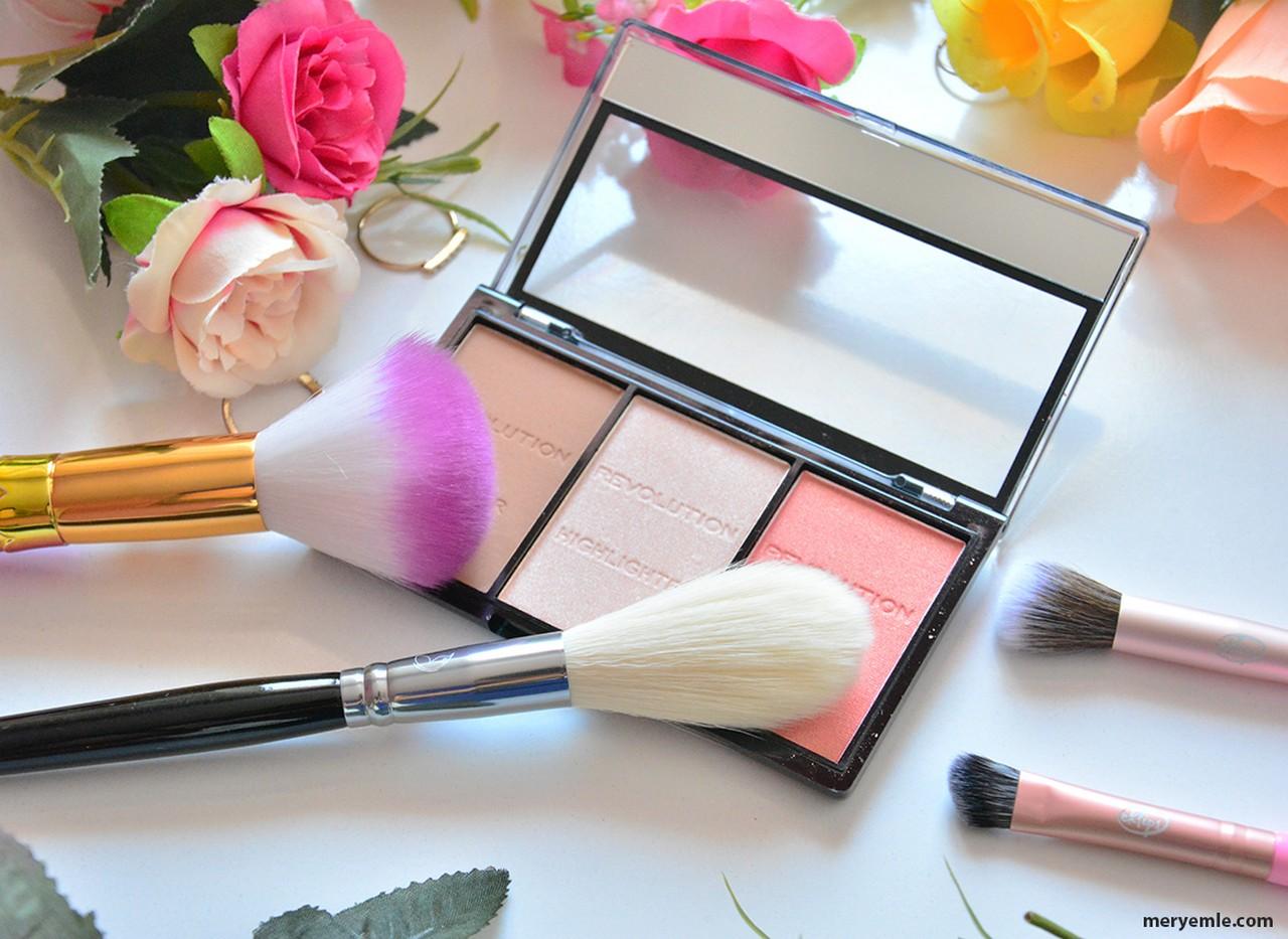 Makeup Revolution Palet Yorumlar