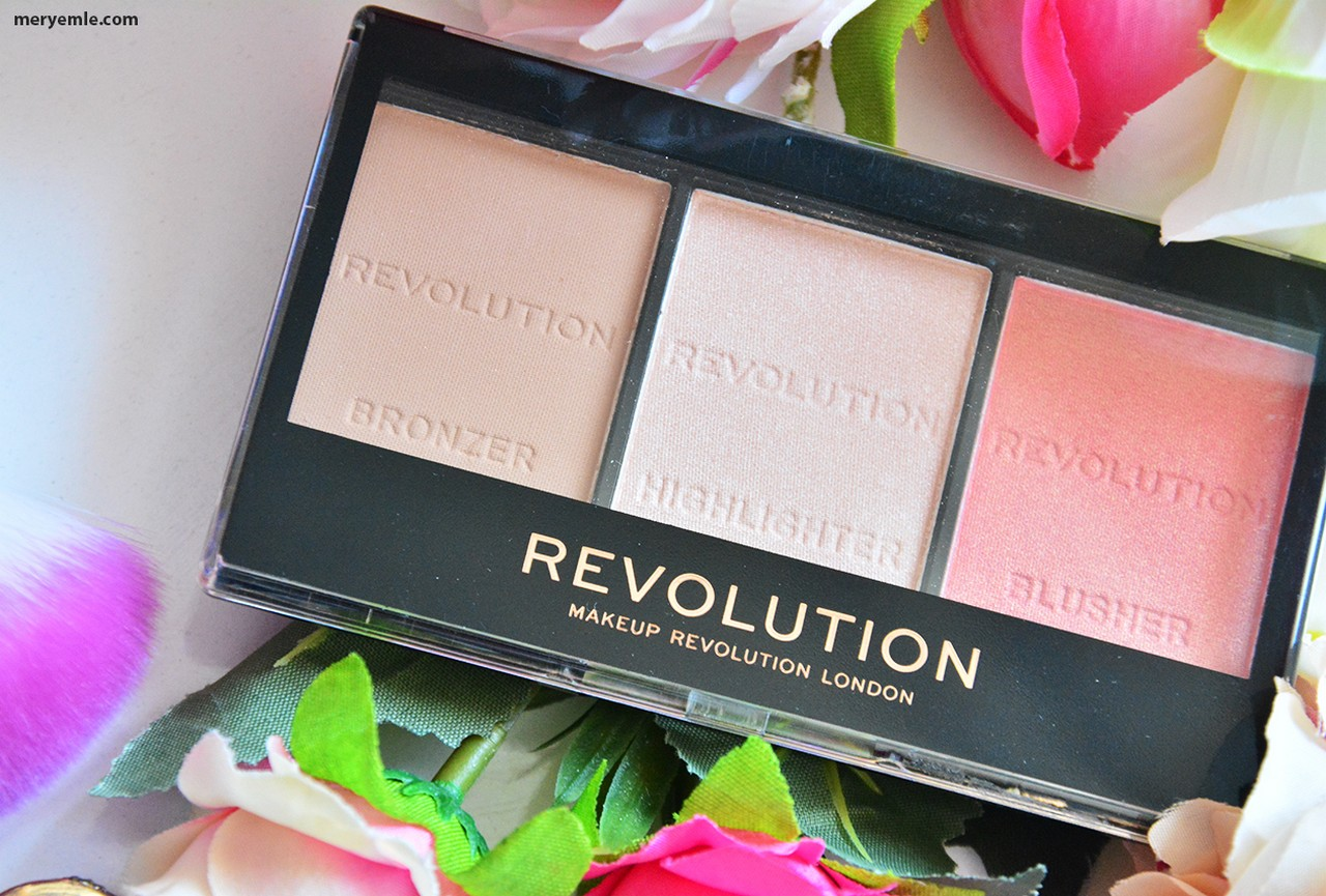 Makeup Revolution Ultra Sculpt Contur Kit Kullananlar