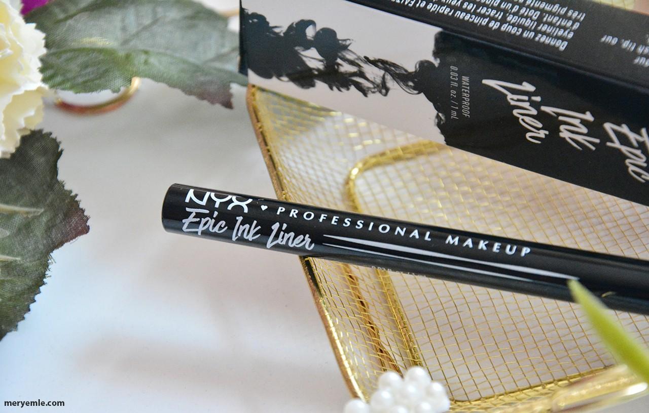 Nyx Epic Ink Liner Waterproof Yorumlar