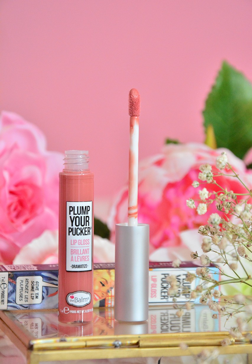 The Balm Plump Your Pucker Lip Gloss Dramatize Nerede Satılıyor? | Fiyatı