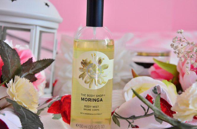 The Body Shop Moringa Vücut Spreyi Yorumlar