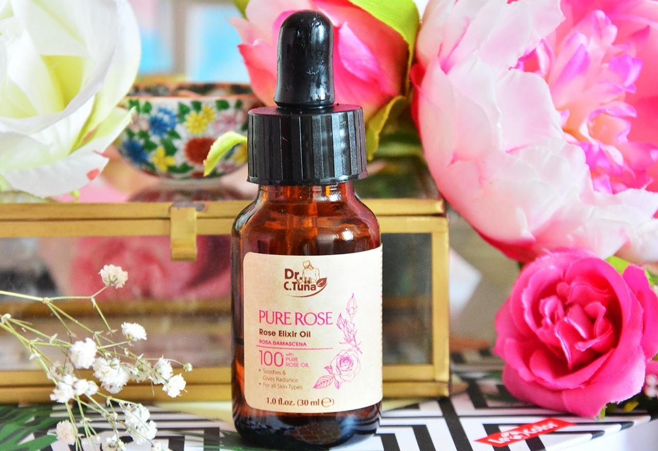 Farmasi Pure Rose Serum Blog