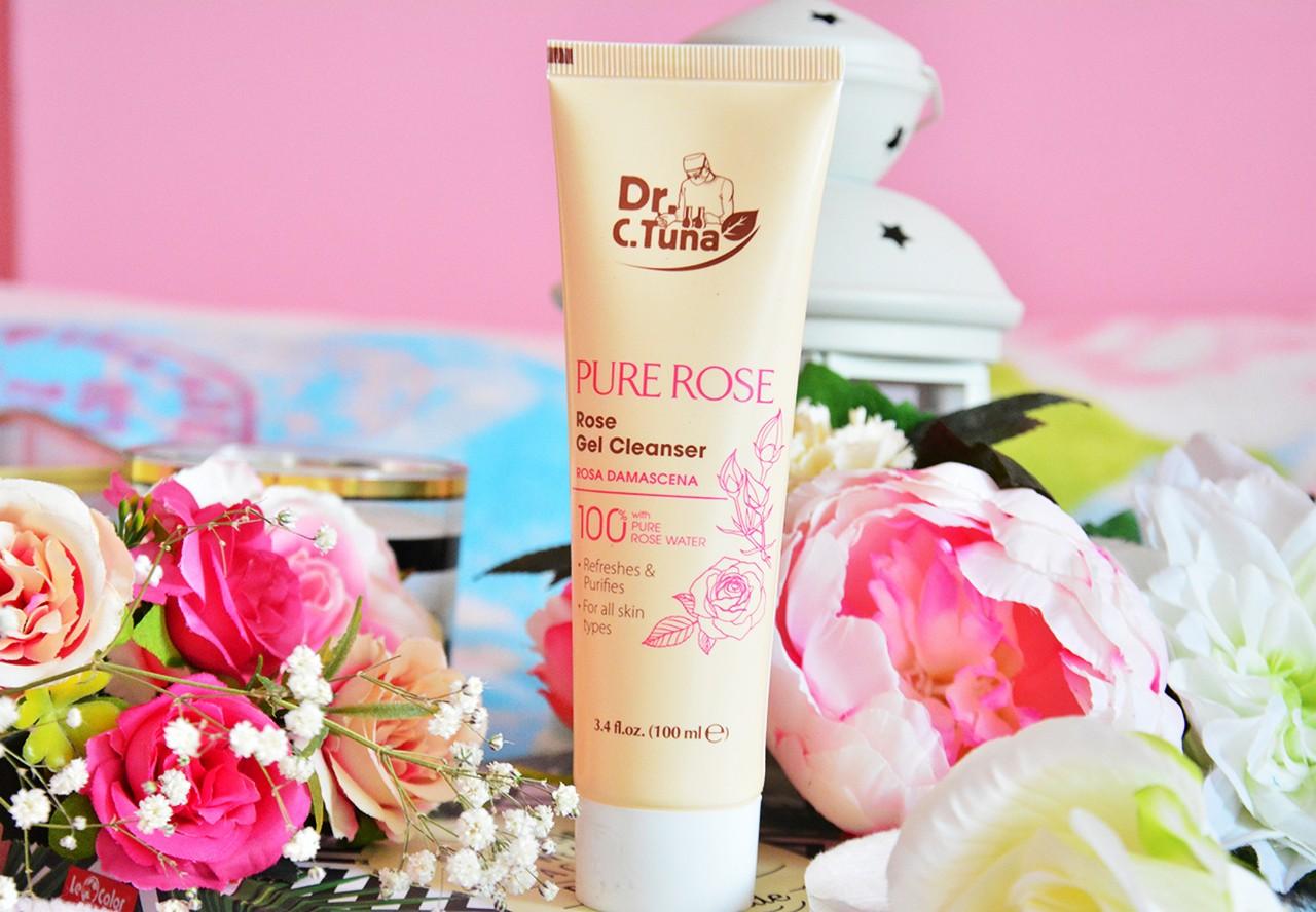 Farmasi Pure Rose Jel Temizleyici Nasıl Kullanılır?
