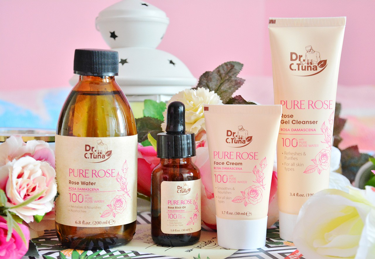 Farmasi Pure Rose Serisi Kullananlar