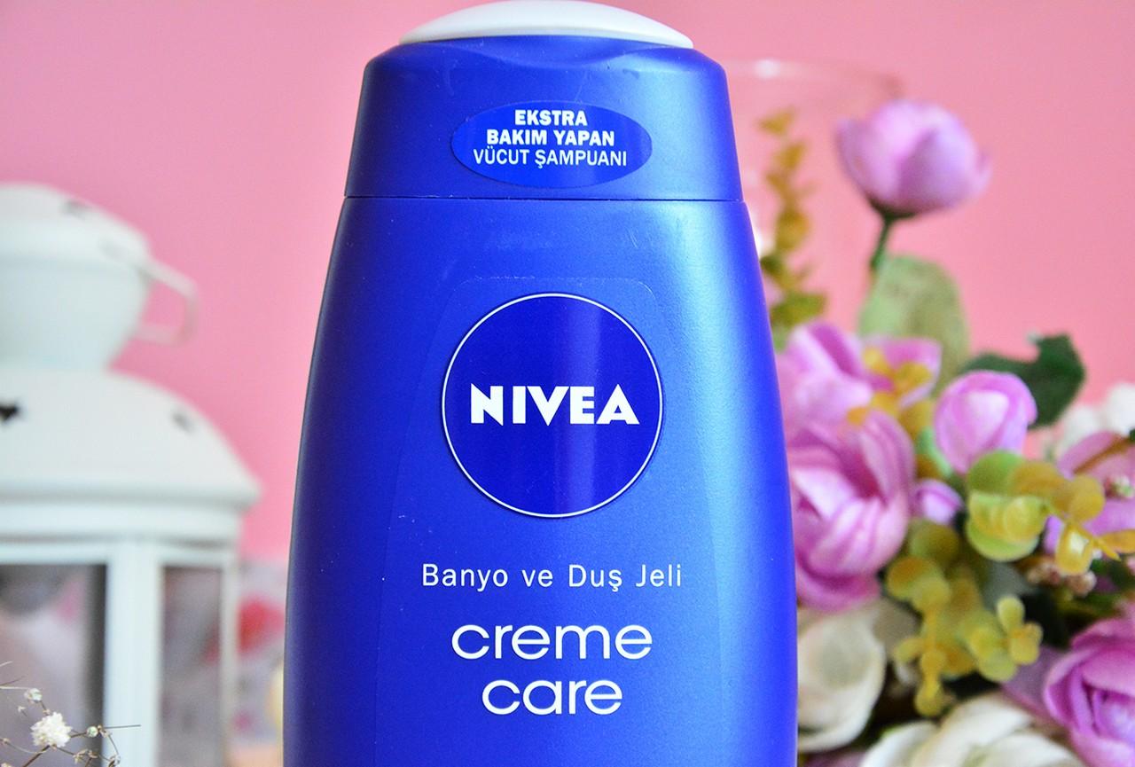 Nivea Creme Care Banyo ve Duş Jeli Nasıl Kullanılır?