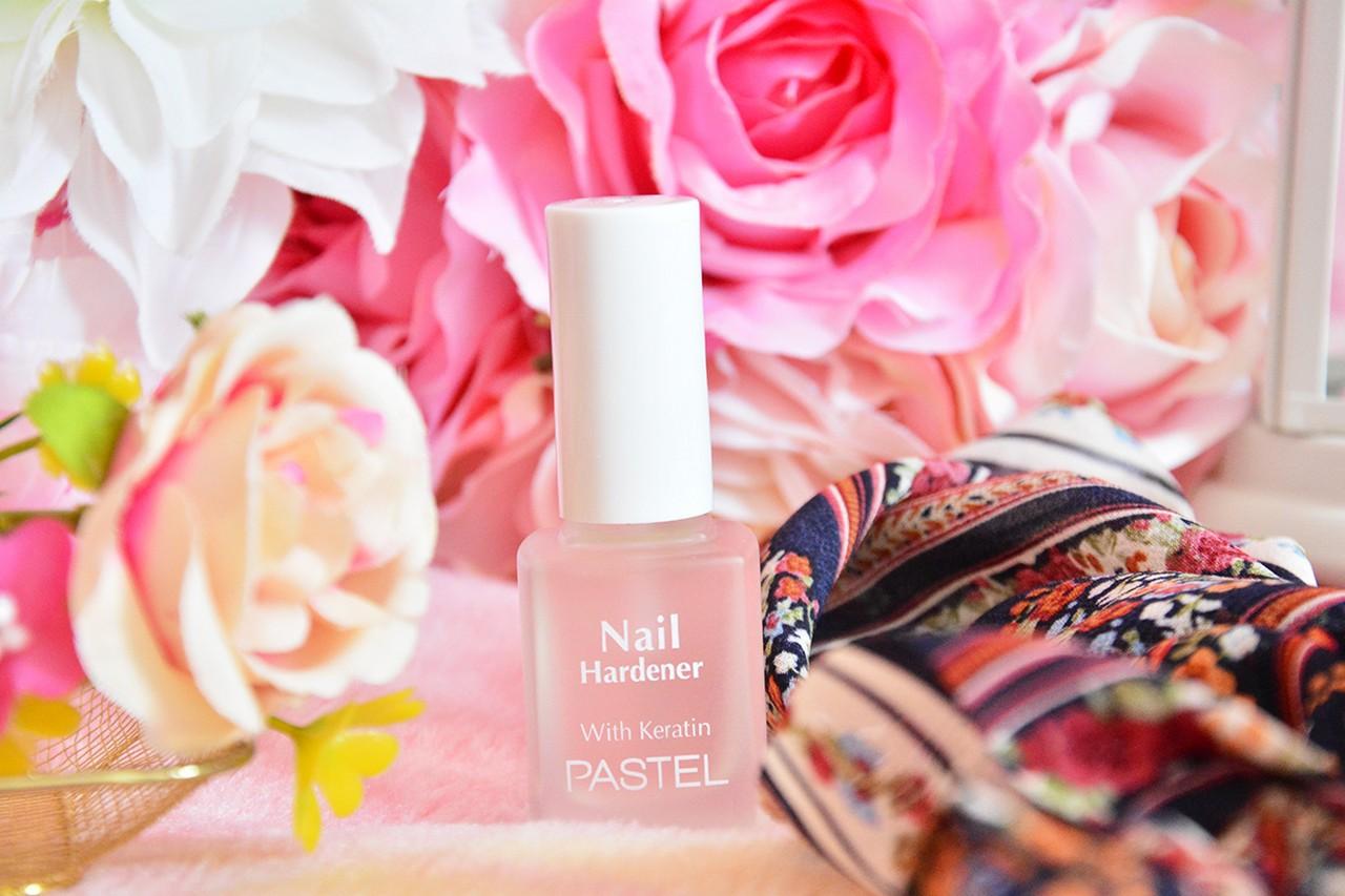 Pastel Nail Hardener With Keratin | Tırnak Güçlendirici Blog