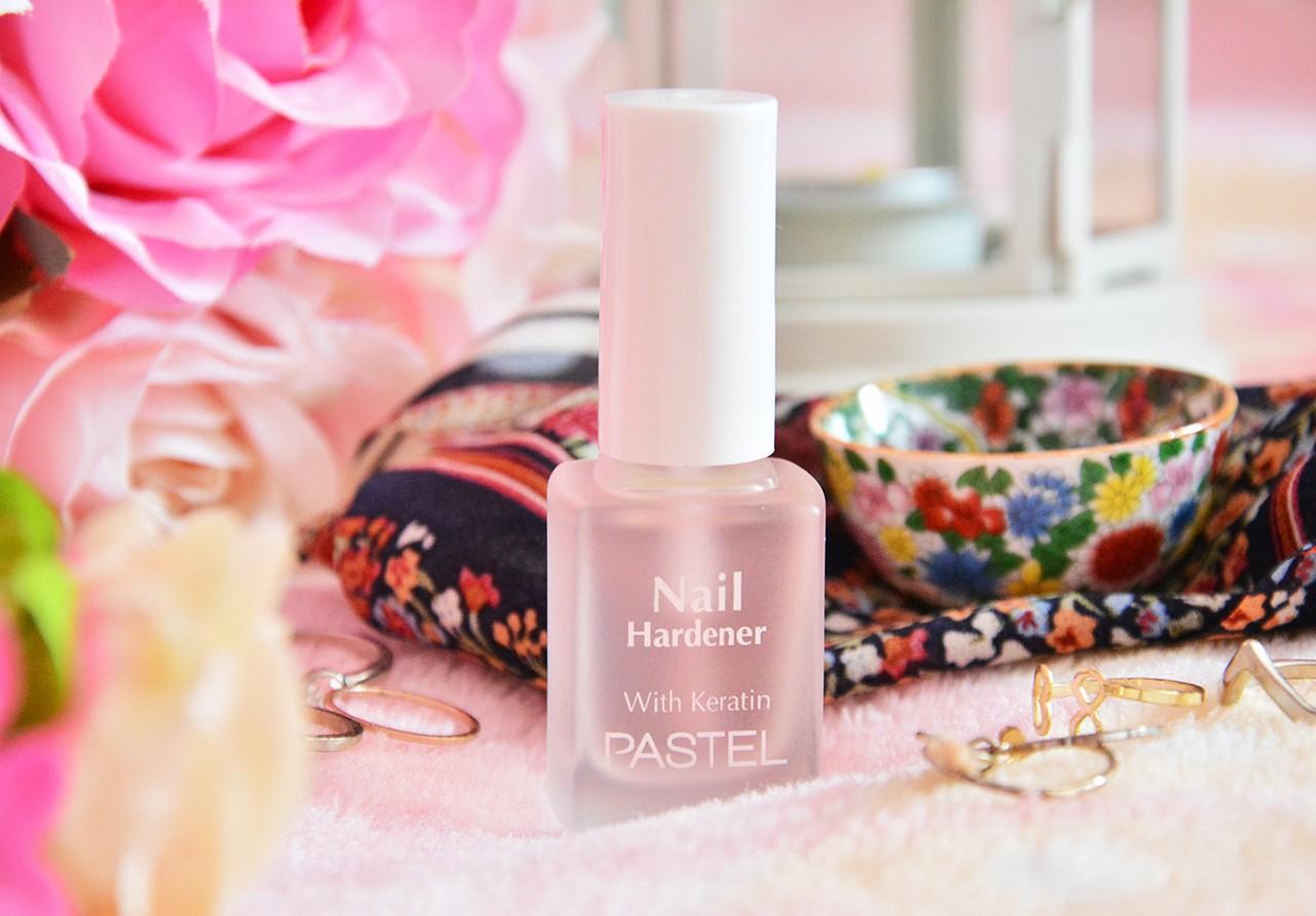 Pastel Nail Hardener With Keratin | Tırnak Güçlendirici Yorumlar