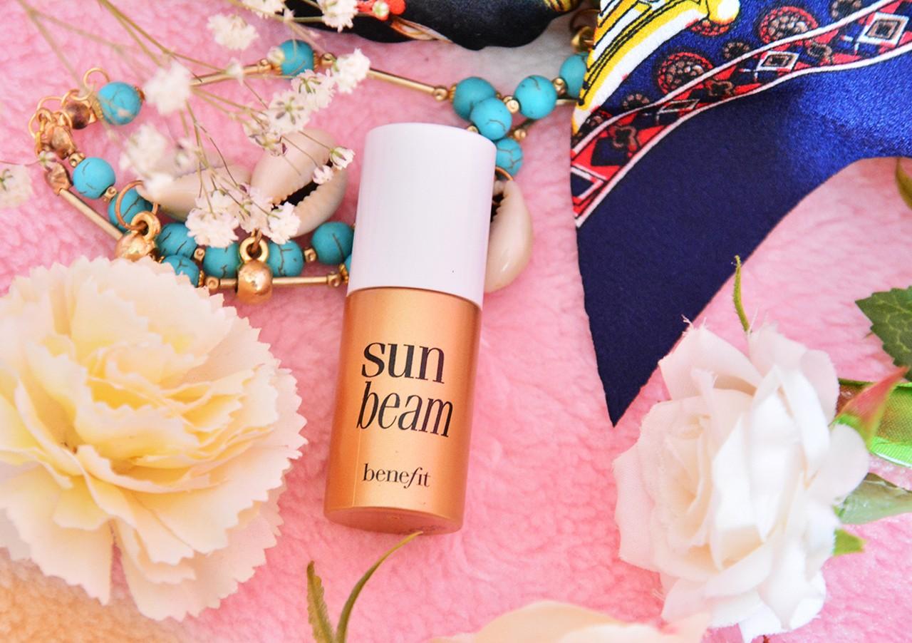 Benefit Sun Beam Aydınlatıcı Blog