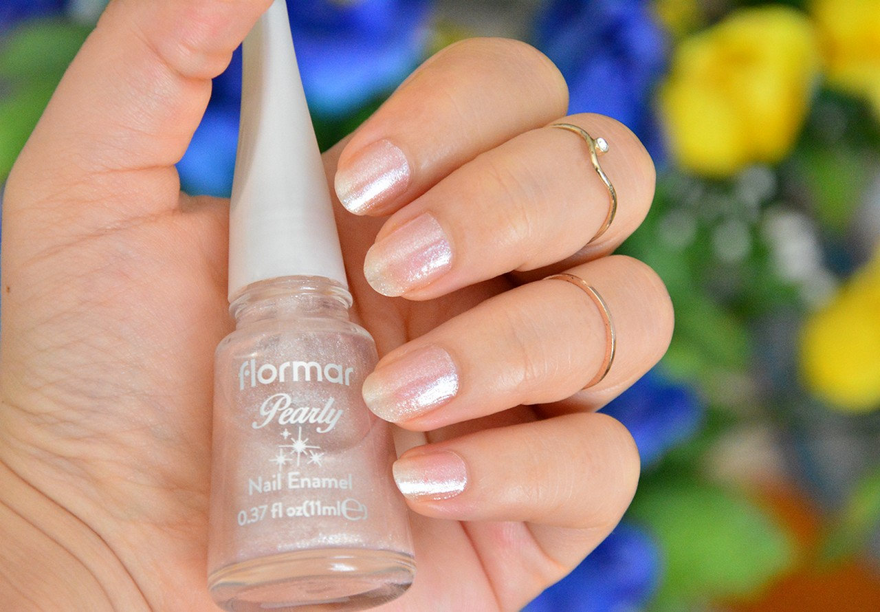 Flormar Pearly PL 374 Crystal Light Rengi