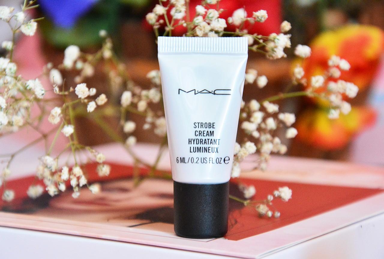 MAC Strobe Cream Blog