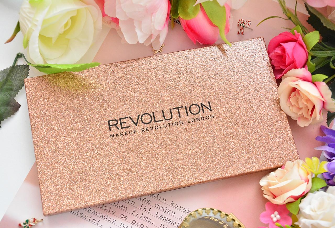 Makeup Revolution Far Paleti Kullananlar