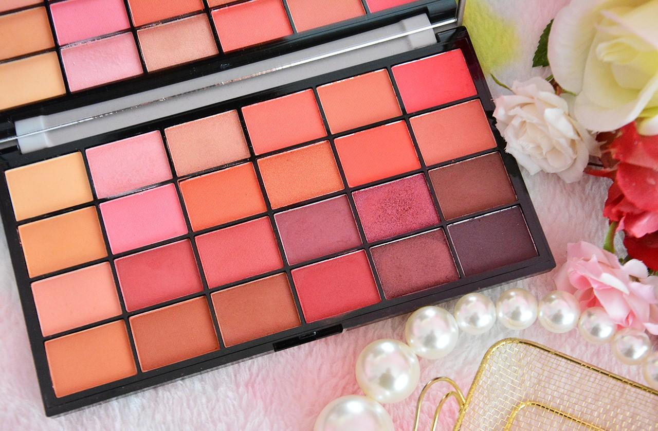 Makeup Revolution Life On The Dance Floor Guest List Far Paleti Blog