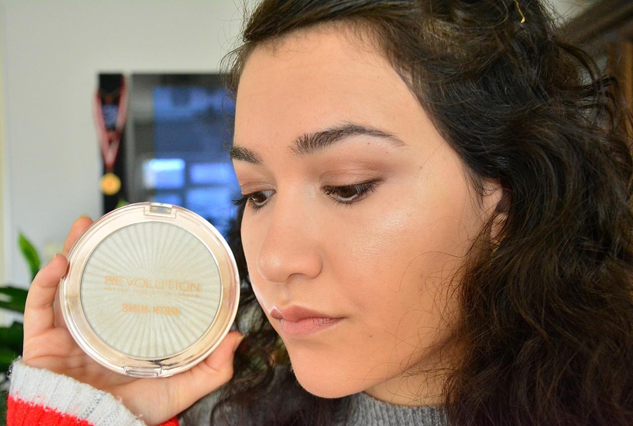 Makeup Revolution Skin Kiss Aydınlatıcı   Ice Kiss Kullananlar