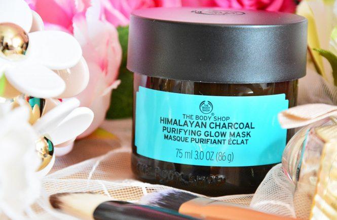 The Body Shop Himalayan Charcoal Toksinlerden Arındırıcı Işıltı Veren Maske Yorumlar