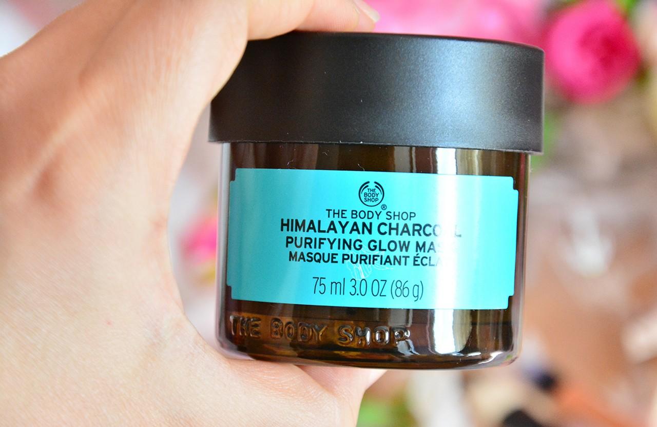 The Body Shop Himalayan Charcoal Toksinlerden Arındırıcı Işıltı Veren Maske Kullananlar