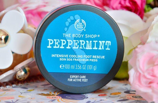 The Body Shop Peppermint Ferahlatıcı Ayak Kremi Yorumlar
