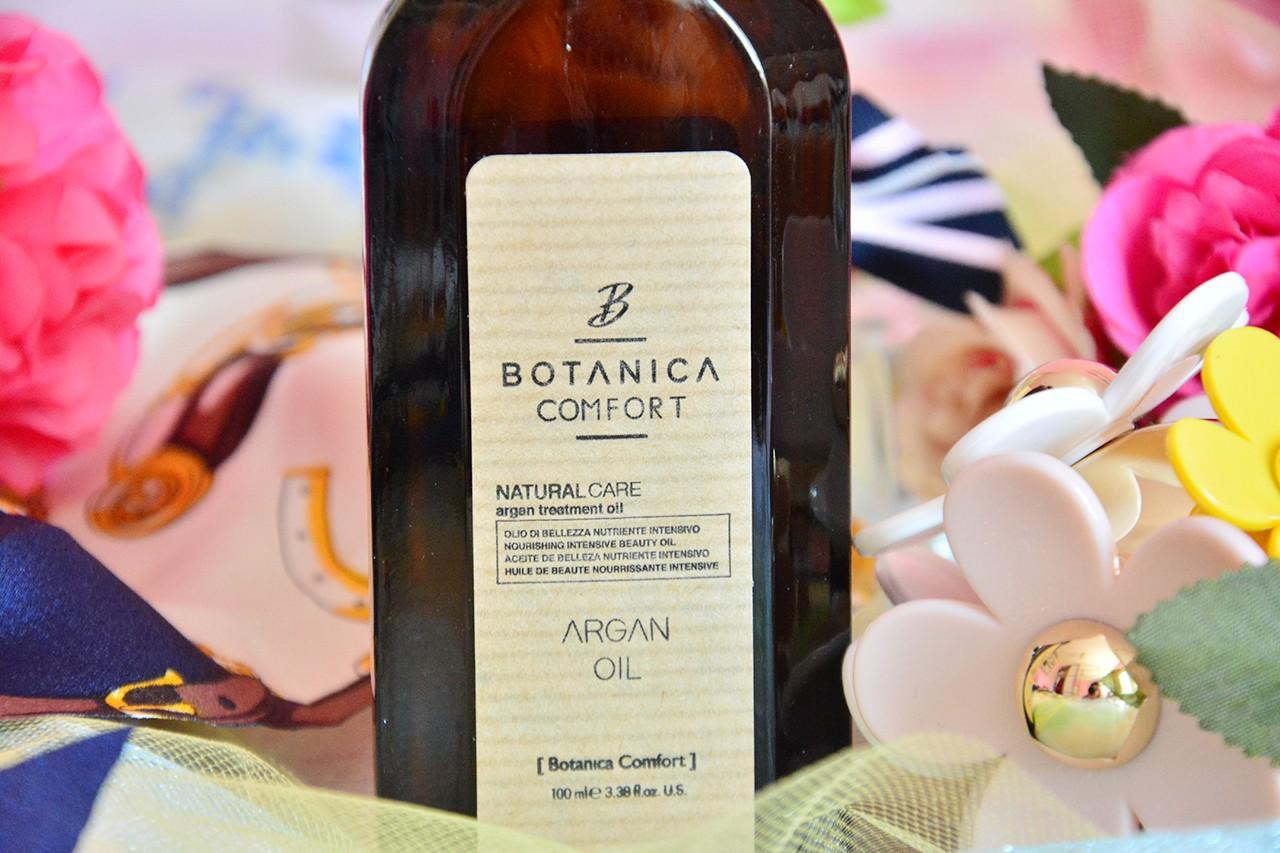 Botanica Comfort Argan Yağı Nasıl Kullanılır?