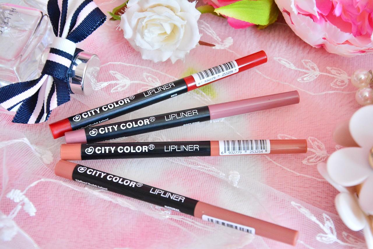 City Color Lip Liner Dudak Kalemi Yorumlar