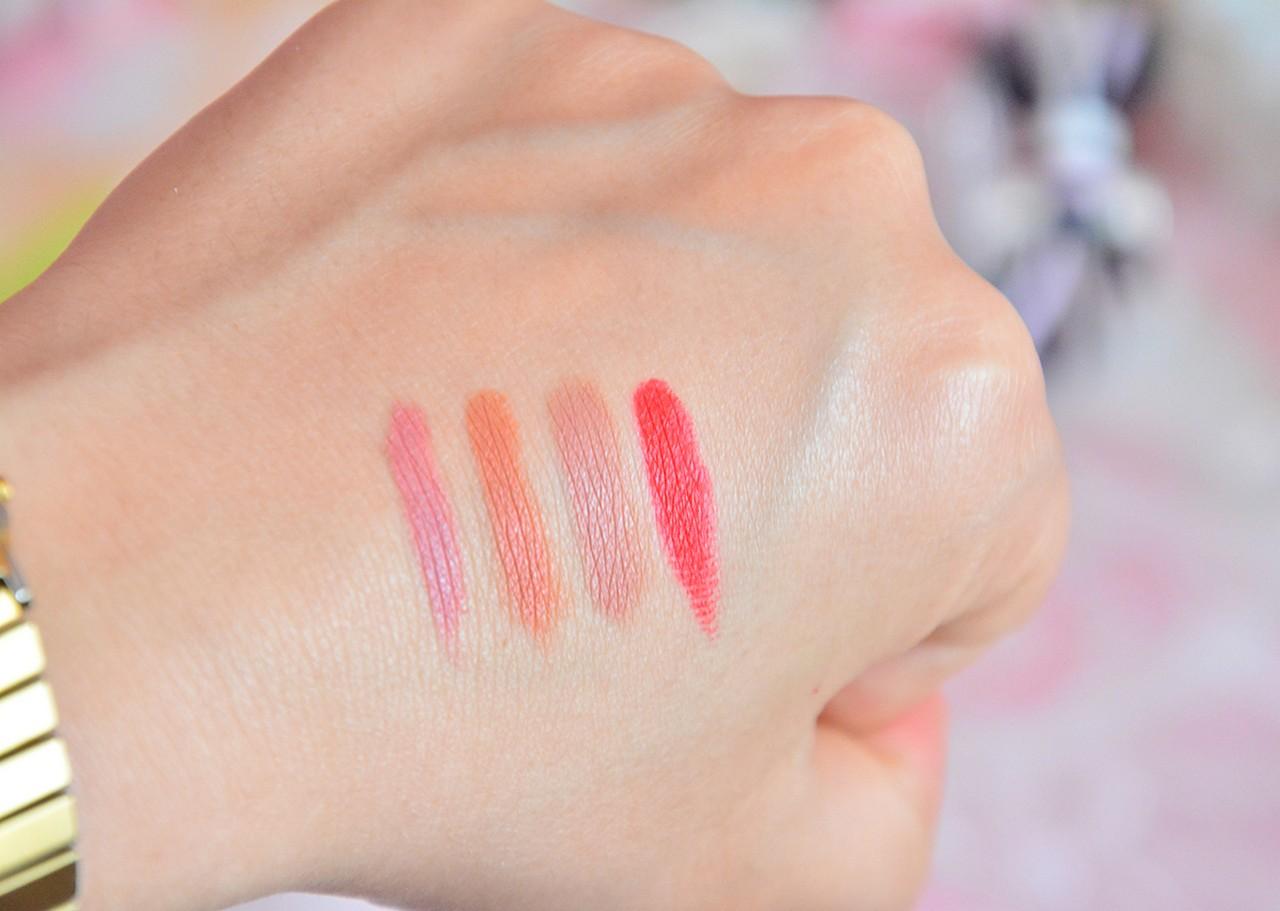 City Color Lip Liner Dudak Kalemi Renkleri