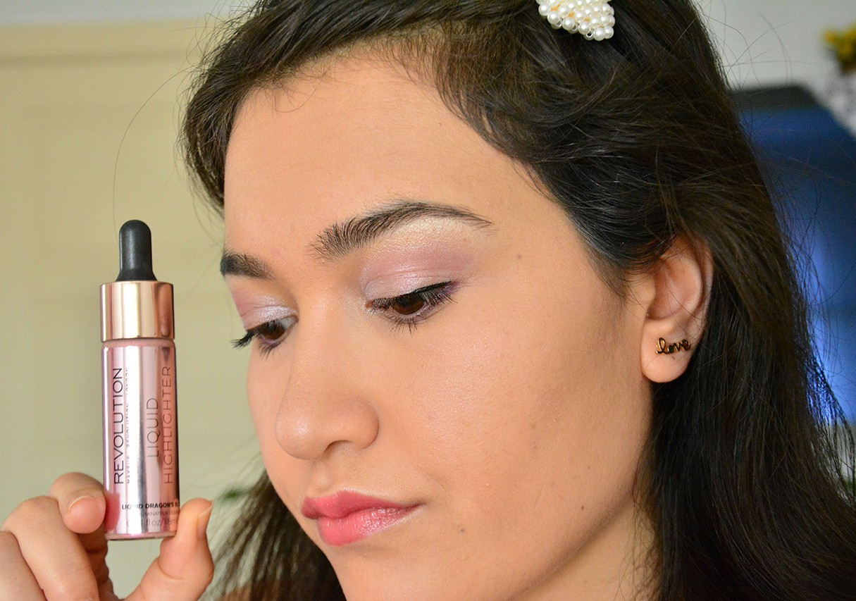 Makeup Revolution Liquid Highlighter Kullananlar