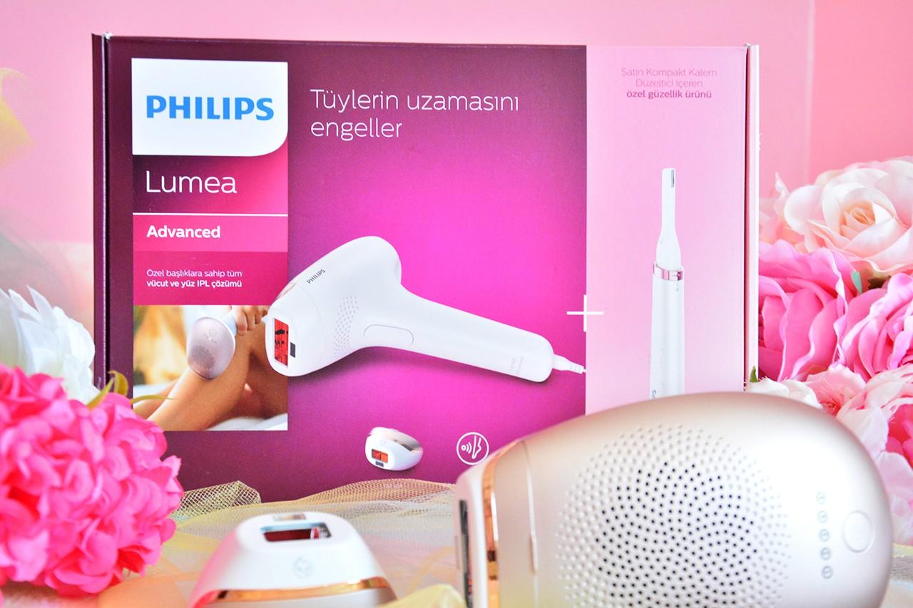 Philips Lumea Lazer Epilasyon Aleti Doldurma