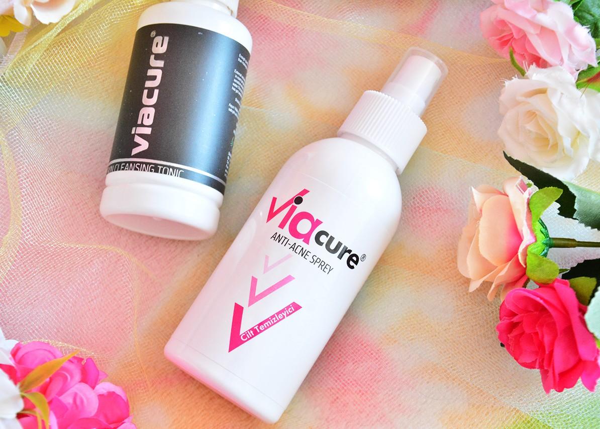 Viacure Anti Acne Sprey Kullananlar