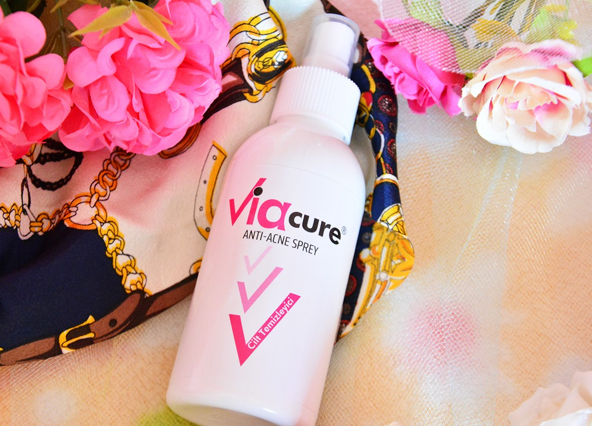 Viacure Anti Acne Sprey Yorumlar