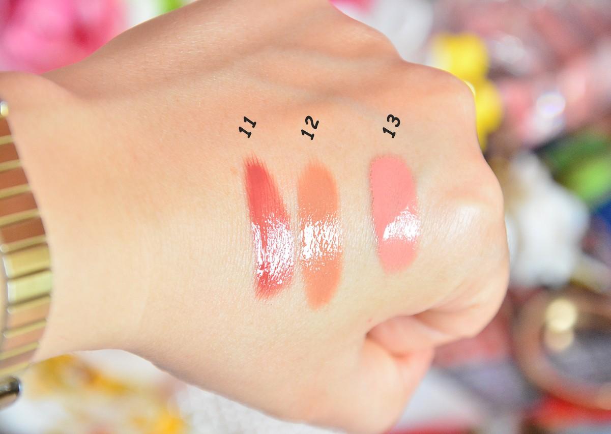 Beaulis Lip Gloss Renkleri