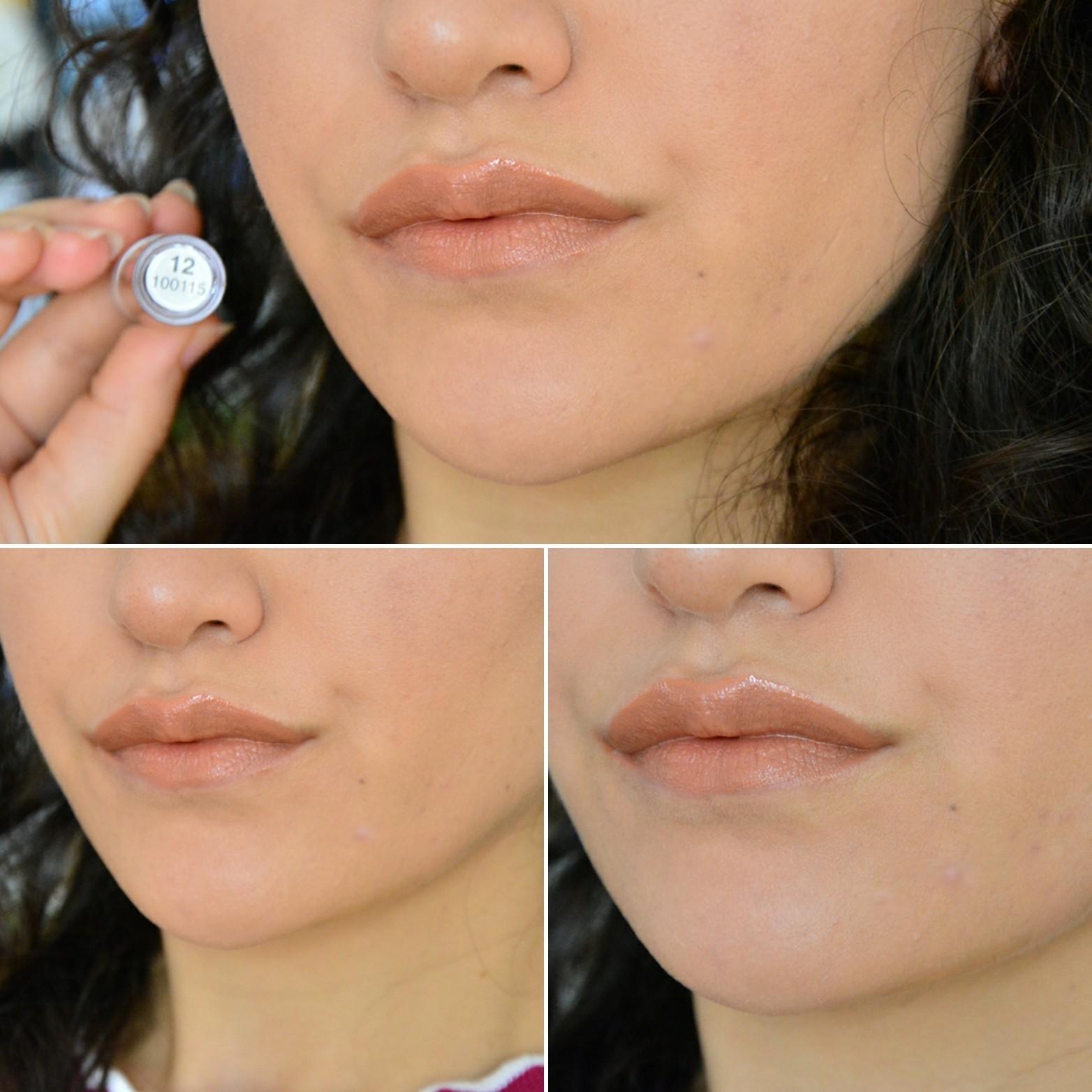 Beaulis Mini Lip Vinyl Lip Gloss 12 Blog