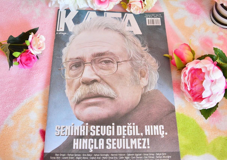 Kafa Dergisi Haluk Bilginer