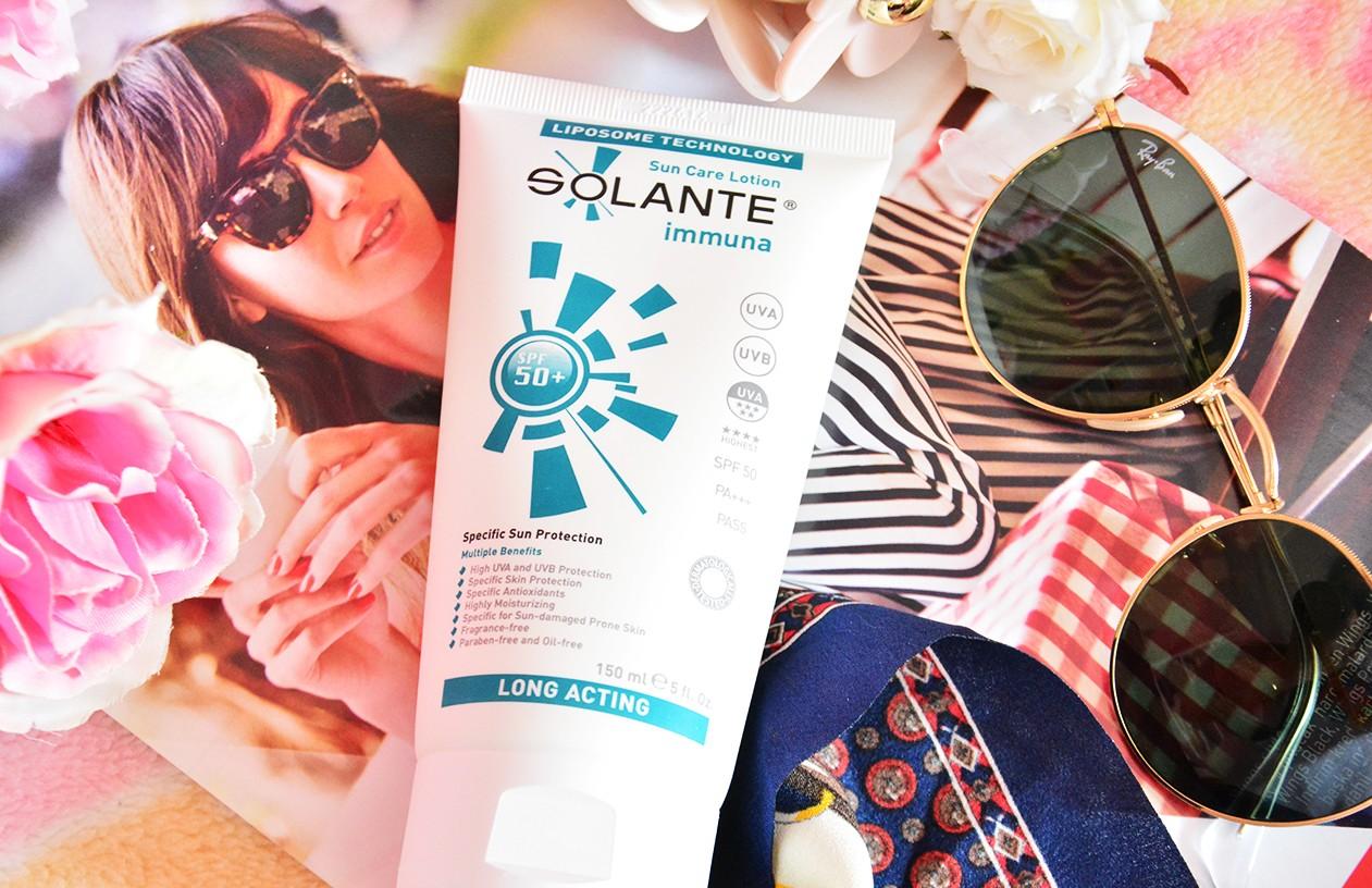 Solante Immuna Hassas Ciltler İçin Güneş Kremi Çeşitleri