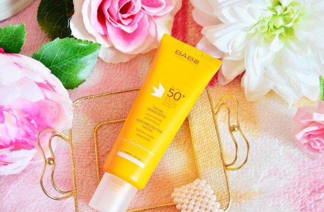 Babe Facial Sunscreen SPF 50 Güneş Kremi Yorumlar