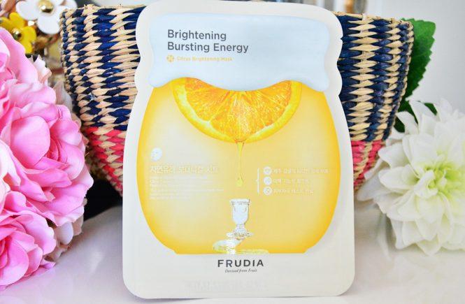 Frudia Brightening Bursting Energy Kağıt Maske Yorumlar