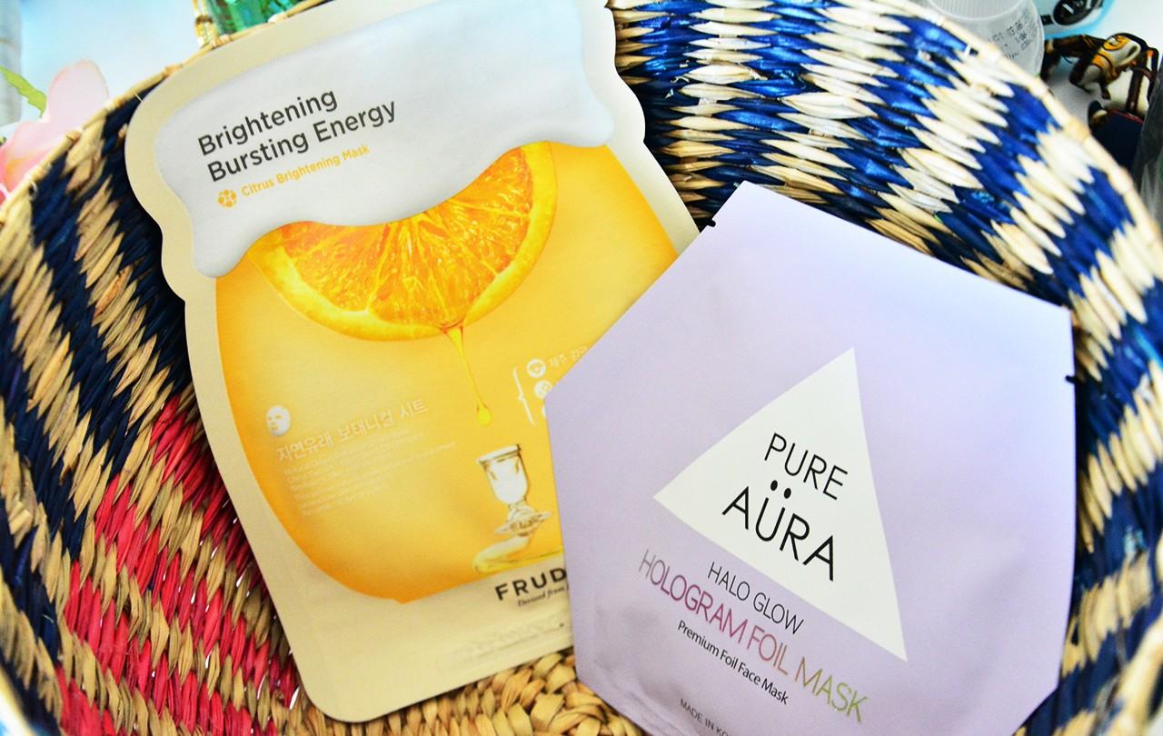 Frudia Brightening Bursting Energy Kağıt Maske Kullananlar
