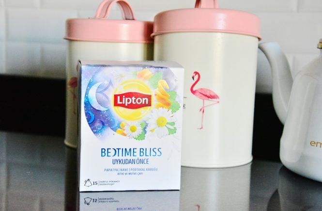 Lipton Uykudan Önce Çayı Yorumlar