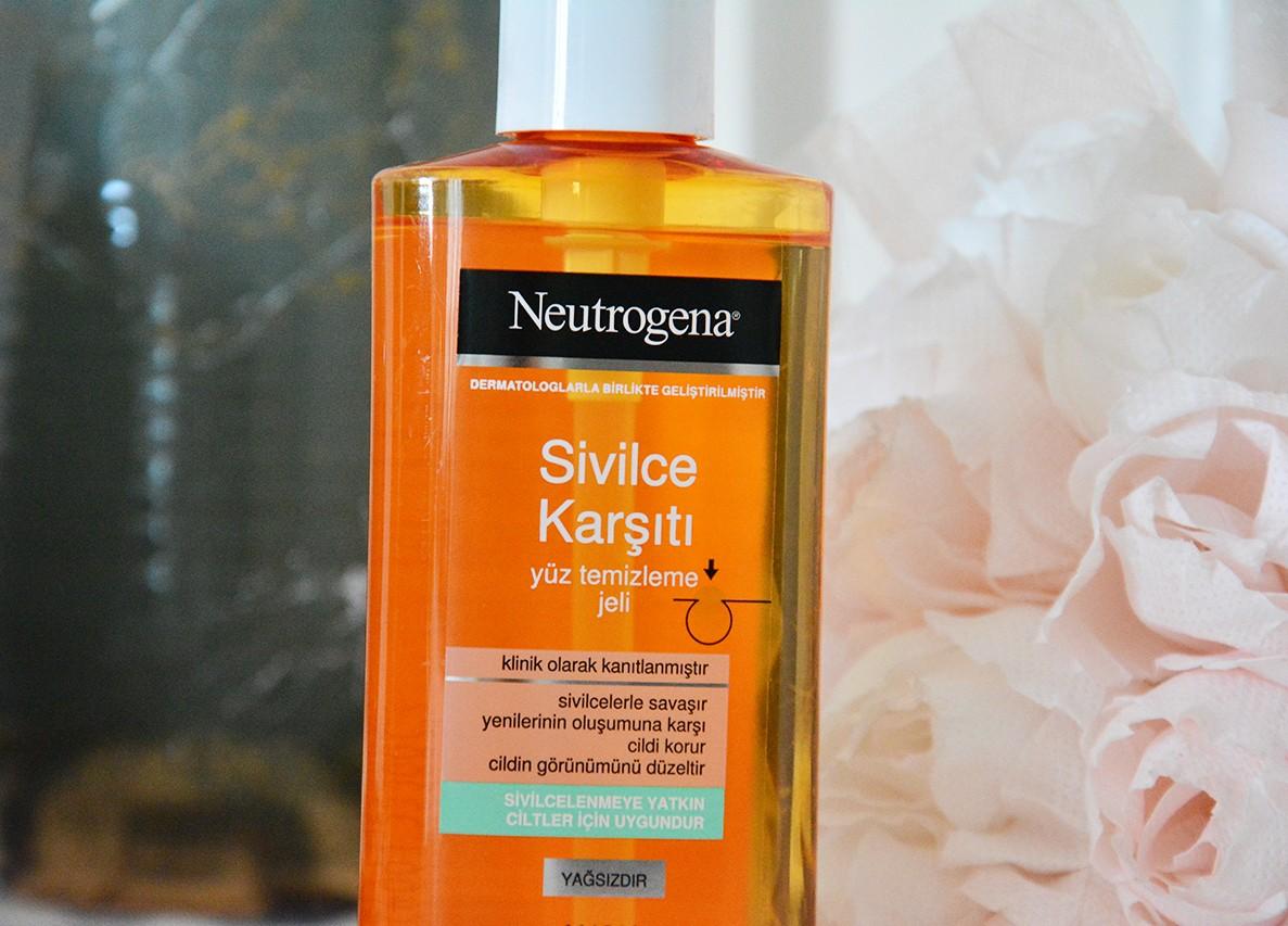 Neutrogena Sivilce Karşıtı Temizleme Jeli Kullananlar
