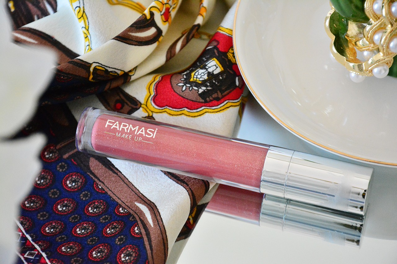 Farmasi Miss Sparkle Lip Gloss 02 Kullananlar