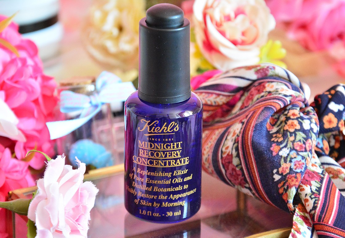 Kiehl's Midnight Recovery Concentrate Serum Fiyat