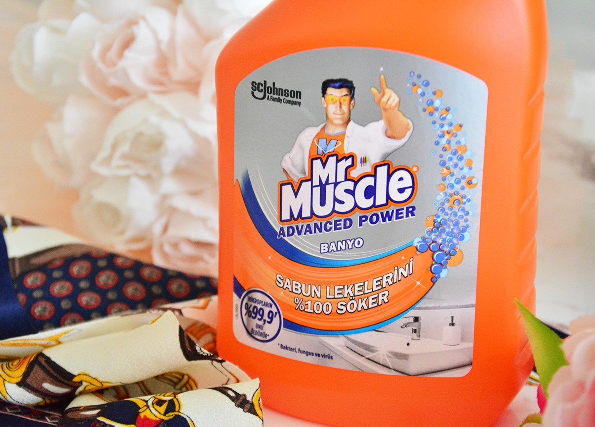 Mr Muscle Banyo Kullananlar