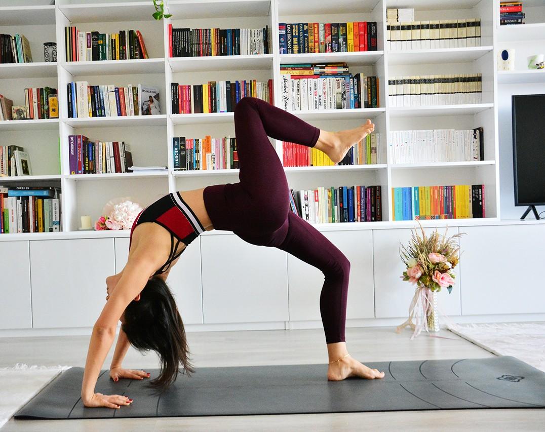 Yoga Köprü Duruşu
