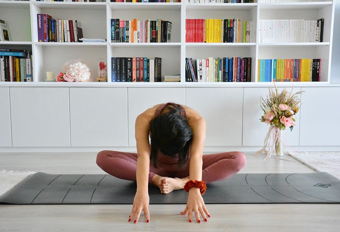 Yoga Öne Katlanma