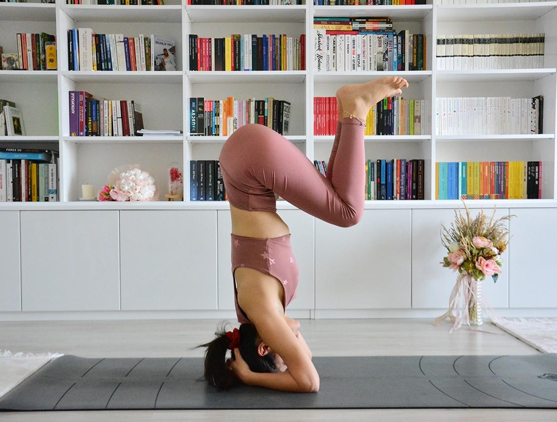 Baş Duruşları Yoga