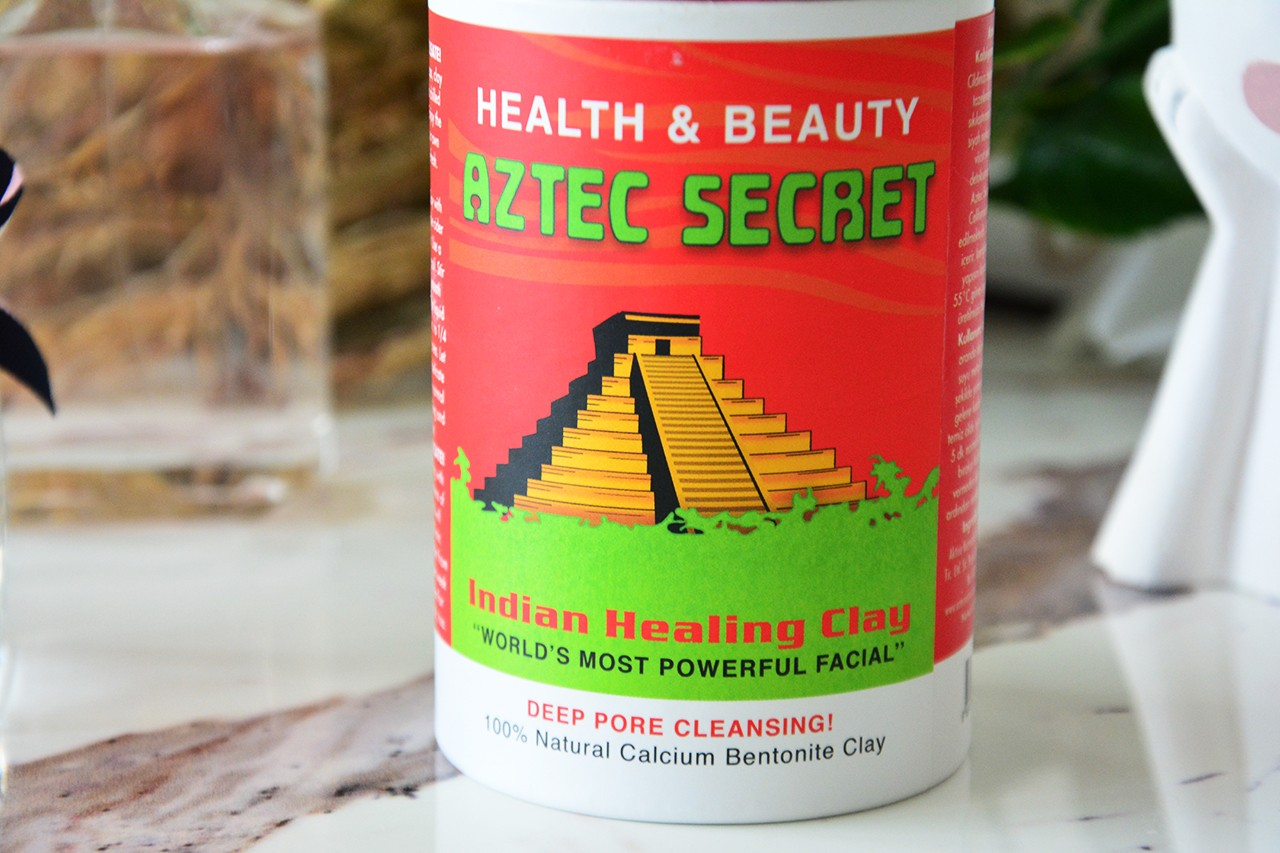 Aztec Secret Kil Maskesi Kullanımı