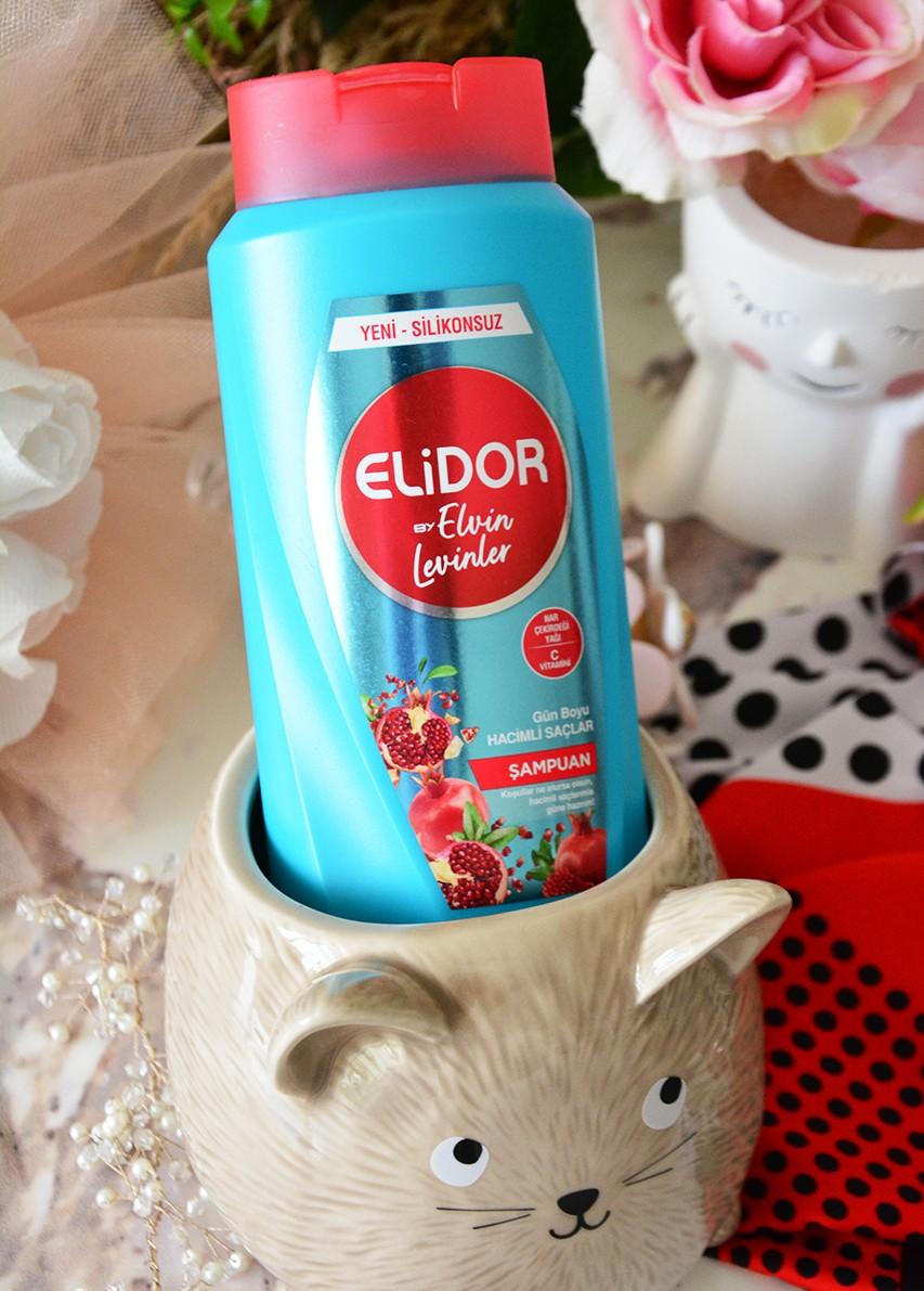 Elidor Şampuan Çeşitleri